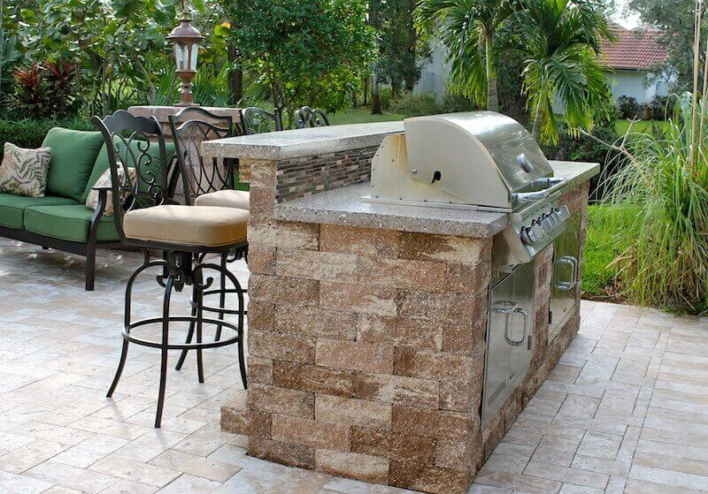 Tampa Bay Outdoor Kitchen Outdoor Living Fire Pits Fireplaces - Outdoor kitchens tampa