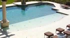 008 - Beach Entry Pool