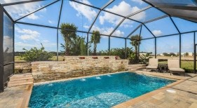 016 - Classic Pool with Raised Scupper Wall