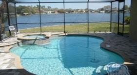 069 - Freeform Pool and Spa
