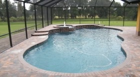 079 - Freeform Pool and Spa