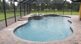 079 - Freeform Pool and Spa