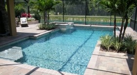 098 - Classic Pool with Sunshelf