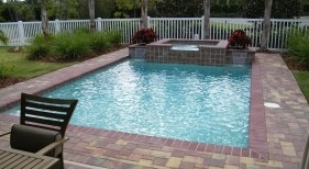 099 - Classic Pool and Spa