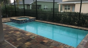 1013 - Classic Pool and Spa