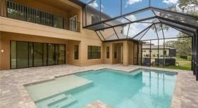 1017 - Covered Pool with Sunshelf
