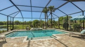 1026 - Covered Pool and Spa