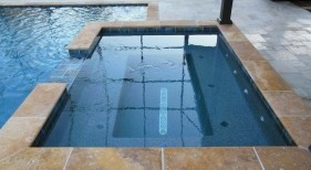 3024 - Travertine Spa