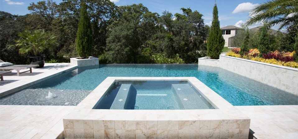 Tampa bay custom pool builder swimming pool remodeling for Pool design tampa