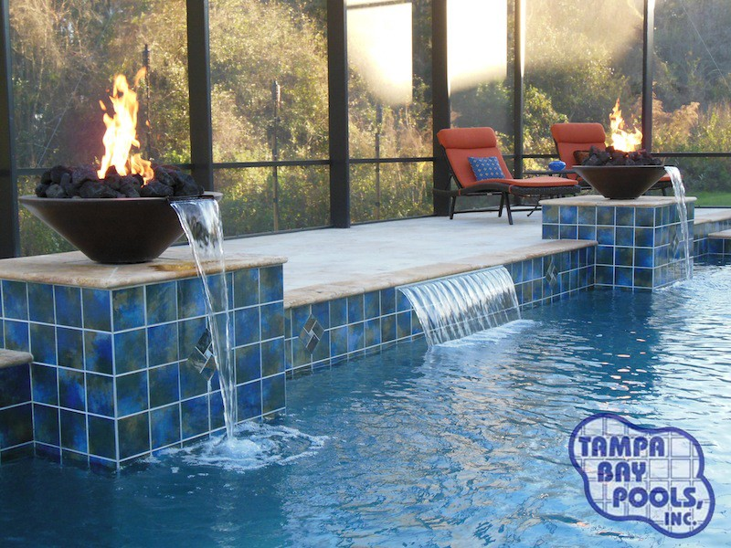 5 Designs for Updating your Pool Area