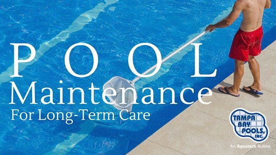 Pool Maintenance Tips for Long-Term Care