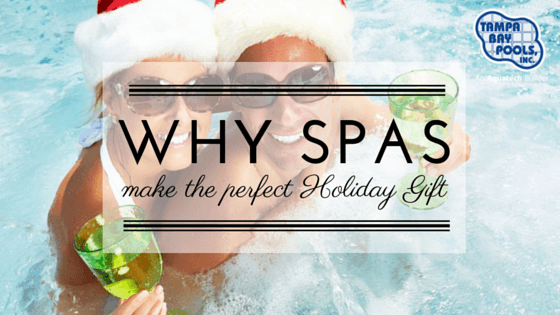 Why Hot Tubs Make the Perfect Holiday Gift