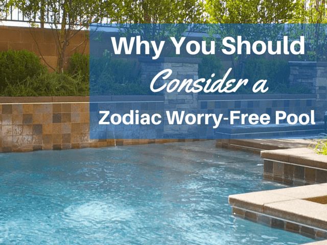 Zodiac Worry-Free Pool Tampa