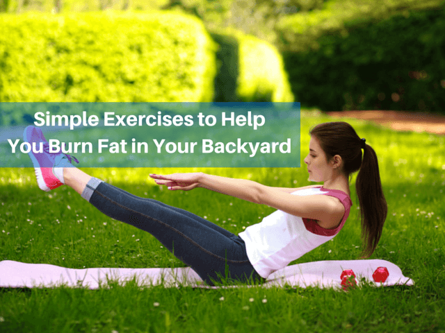 This list of simple outdoor exercises will help you build strength and burn fat without having to break the bank on a costly gym membership.