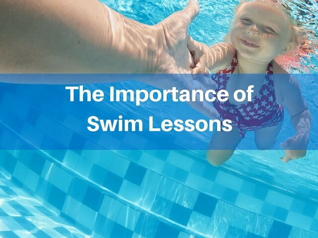 For beginning swimmers and those who cannot swim, especially children, taking proper swim lessons will really help to ensure their safety this summer.