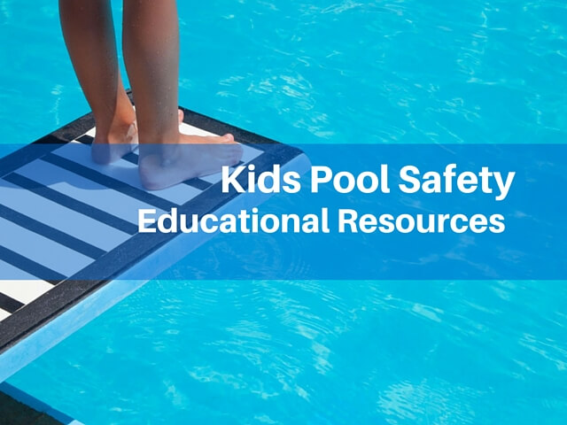 Tampa Bay Pools, Inc. offers a list of the best pool safety educational resources to teach your kids the pool rules before summer arrives.