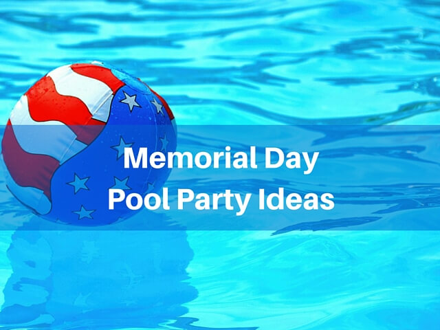 Here are a few of Tampa Bay Pool's absolute favorite Memorial Day pool party ideas to help transform your next holiday bash from bland to unforgettable.