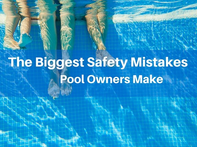 Avoid these common mistakes made by pool owners to improve the safety of your Tampa Bay swimming pool, thanks to Tampa Bay Pools, Inc.