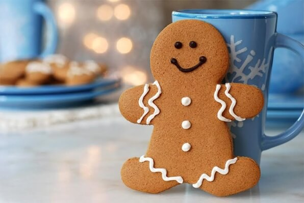 Irresistible Gingerbread Hot Cocoa