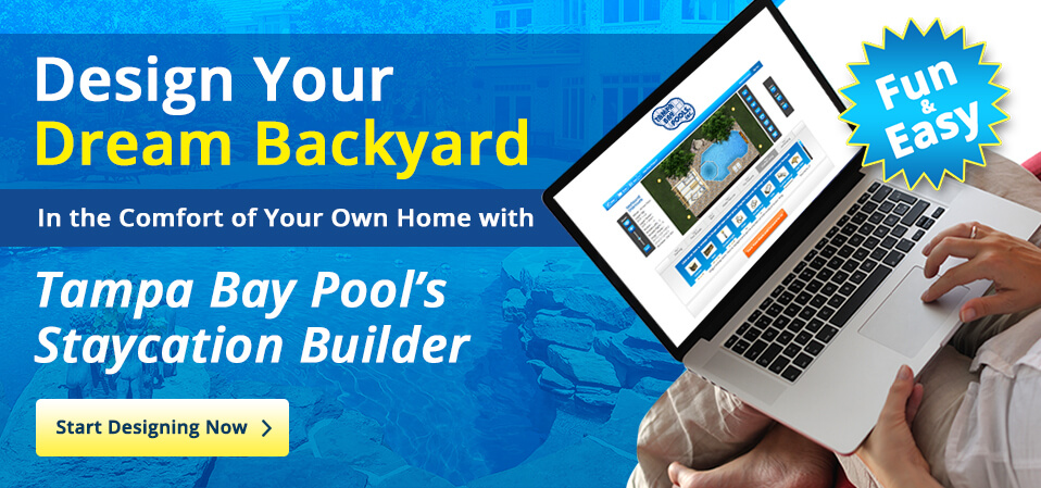 Discover Your Dream Pool with MyStaycation Builder