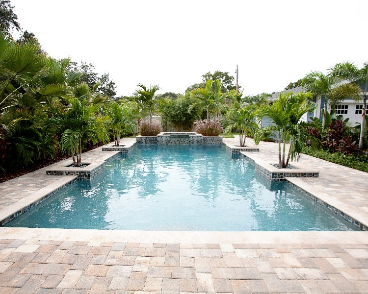 Tampa Bay Saltwater Pool Vs Chlorine Pool Clearwater Pool
