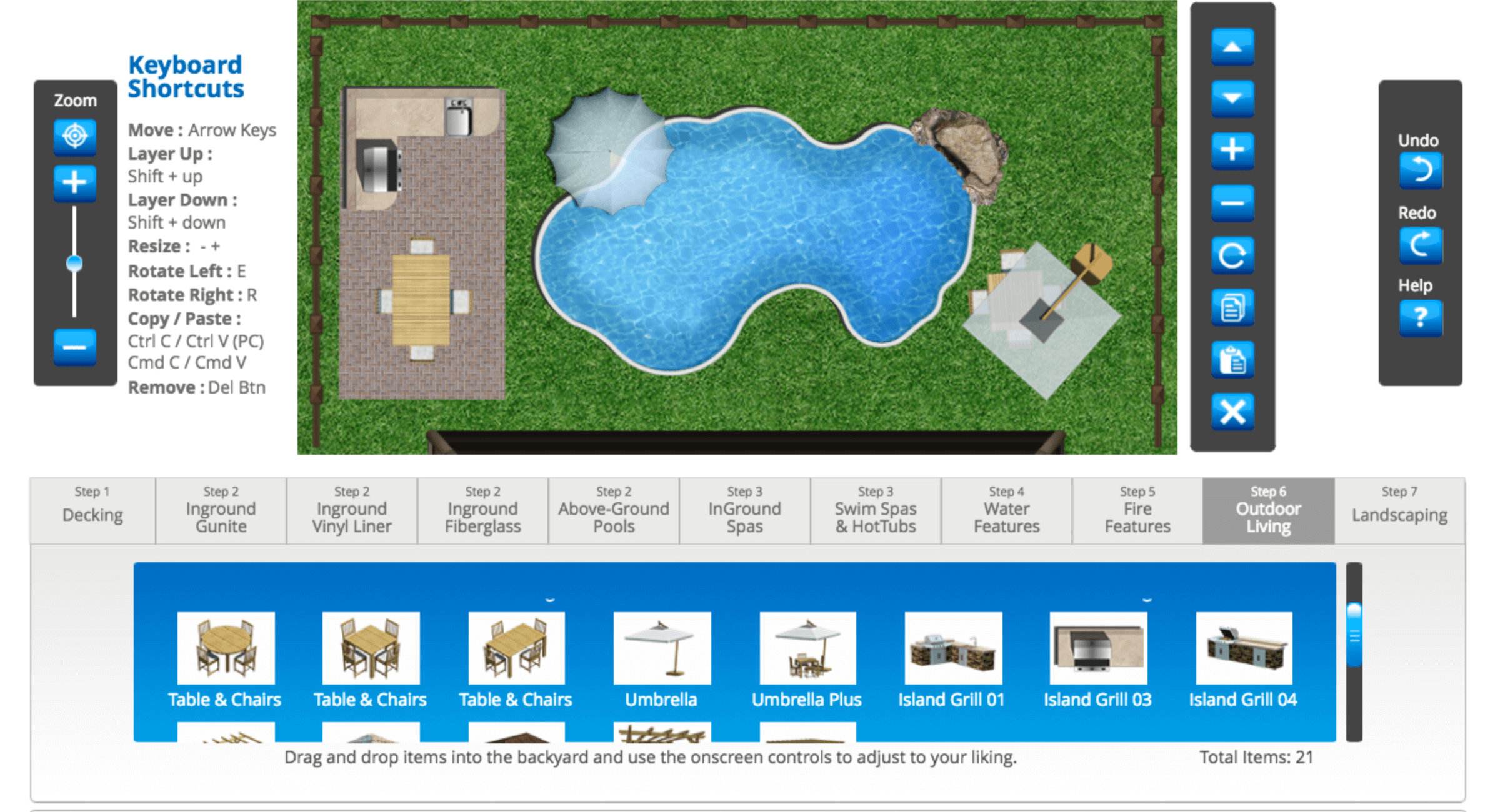 Have You Tried the MyStaycation Builder Tool from Tampa Bay Pools?