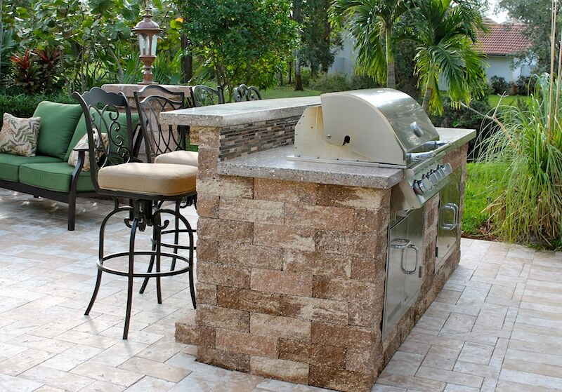 Outdoor Kitchens – Keeping the Critters Away