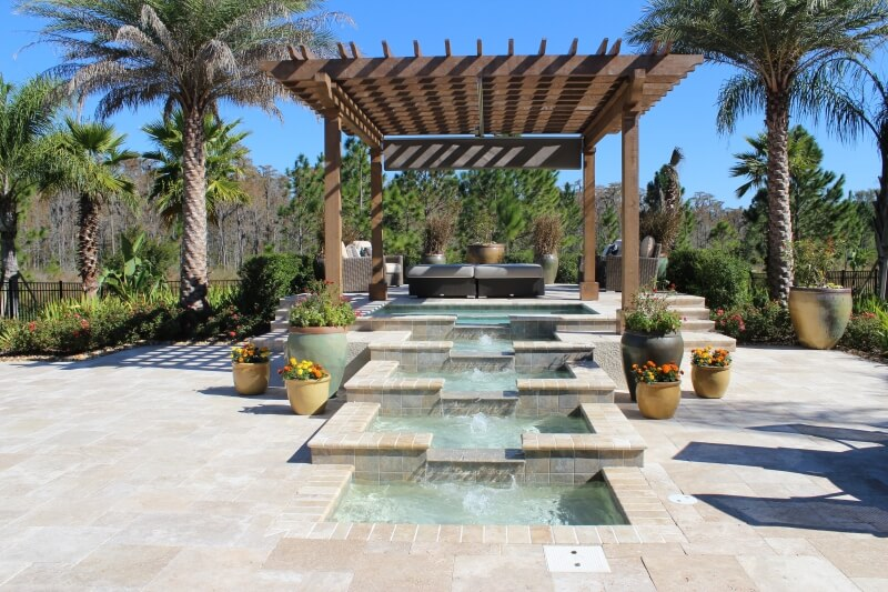 Which Spa Design Is Right For Your Combined Pool & Spa?