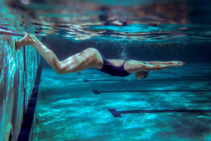 Why You Should Be Swimming