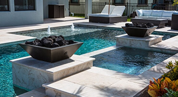 Elevate Your Backyard with a Pool and Spa Combination