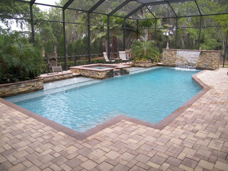 What's the Best Material for Around Your Pool?